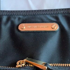 Michael Kors Nylon Black Bag